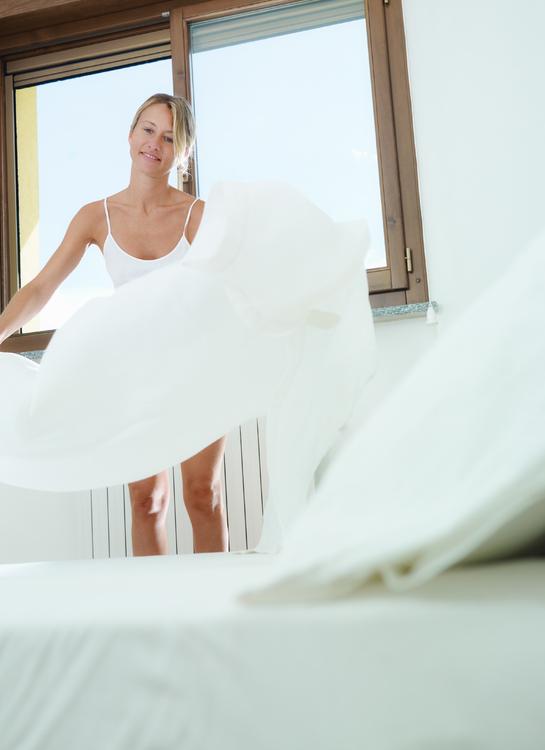 Tips om jouw bed perfect op te maken.
