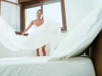 Conseils pour faire son lit à la perfection.